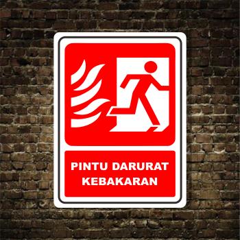 pintu darurat png